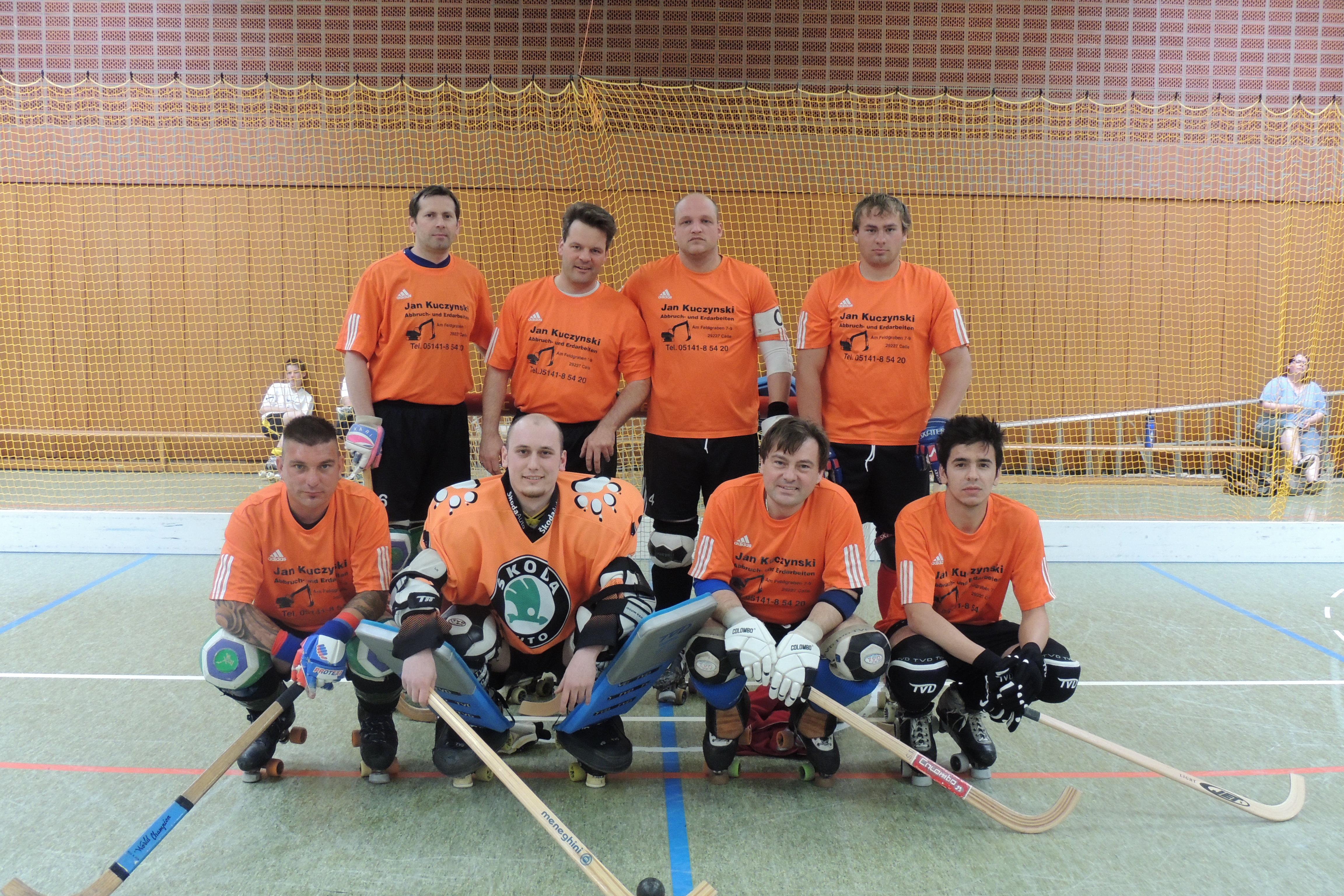 Spielgemeinschaft mit der SV Altencelle 2013